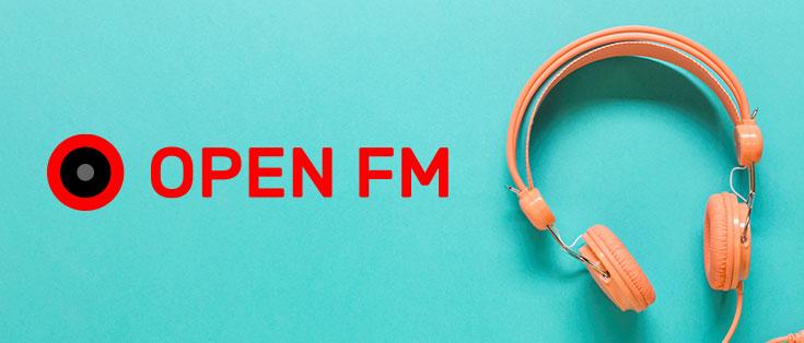 Formaty reklamowe w OPEN FM.