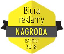 Biuro Reklamy Internetowej Roku 2018