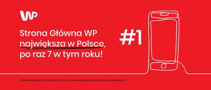 Strona Główna Wirtualnej Polski z największą liczbą użytkowników