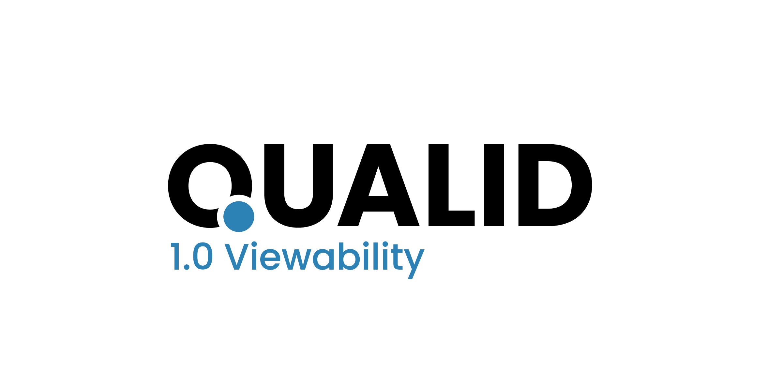 QAULID kategoria Viewability