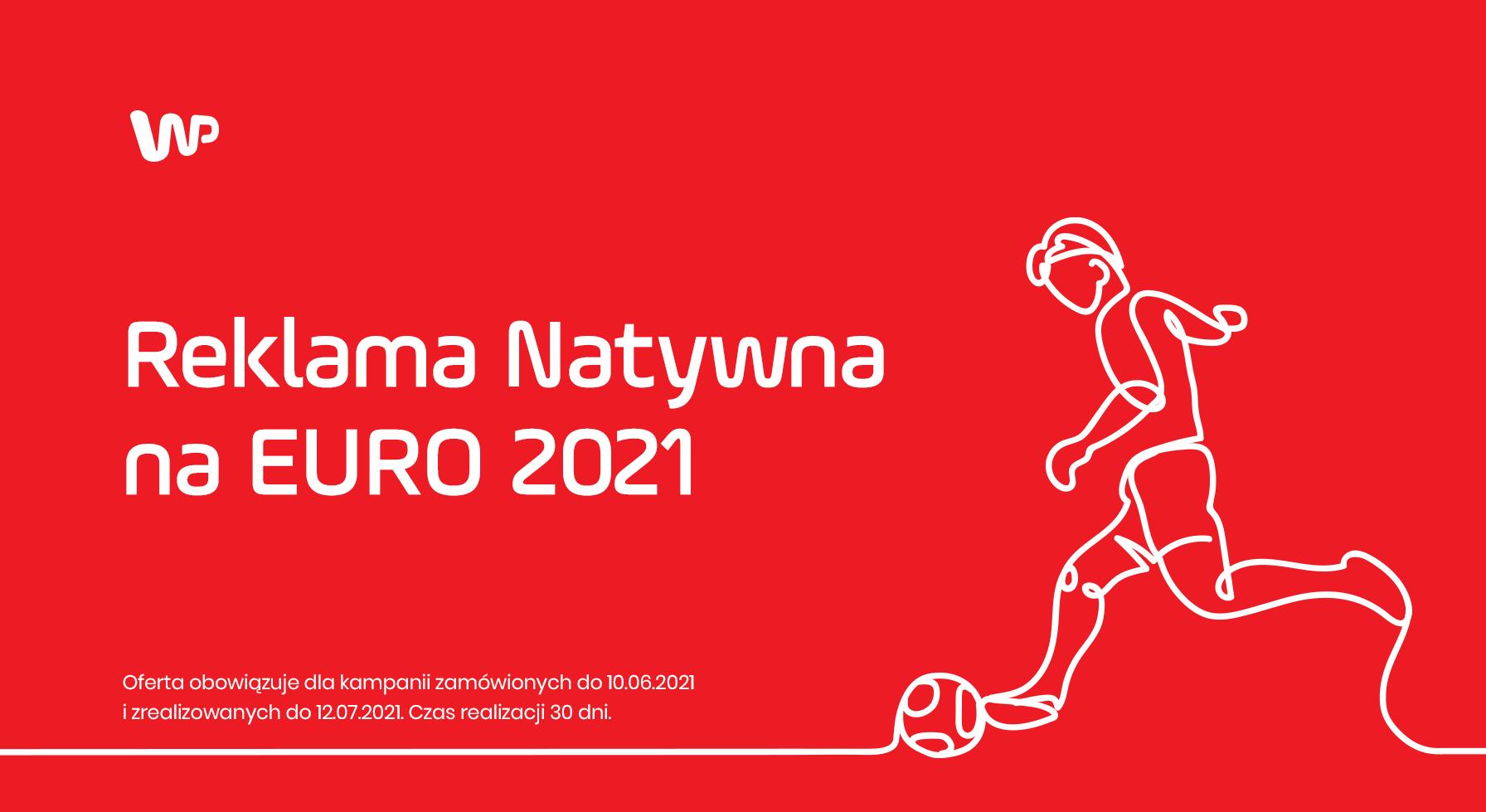 Reklama Natywna na Euro 2021