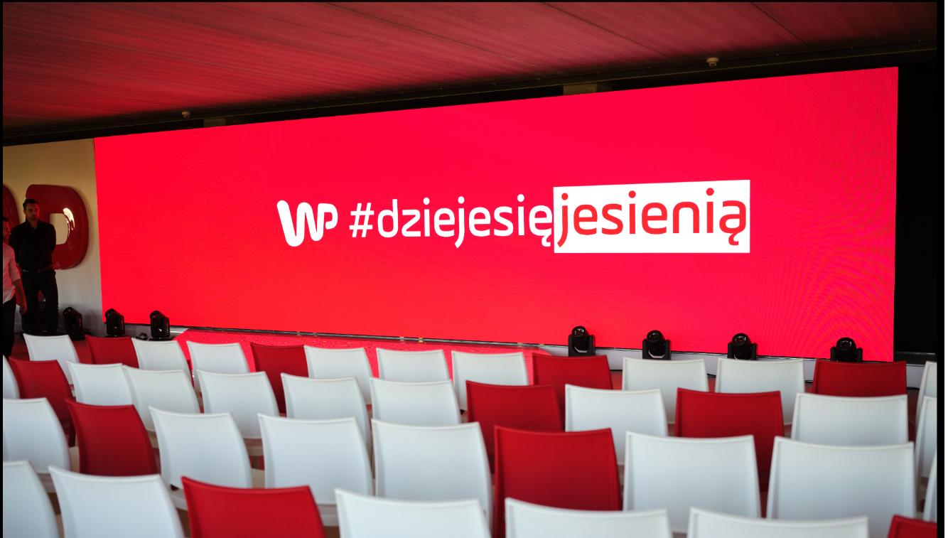 WP #dziejesięjesienią, nowości Wirtualnej Polski
