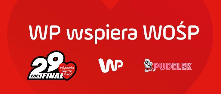 Wirtualna Polska wpiera WOŚP