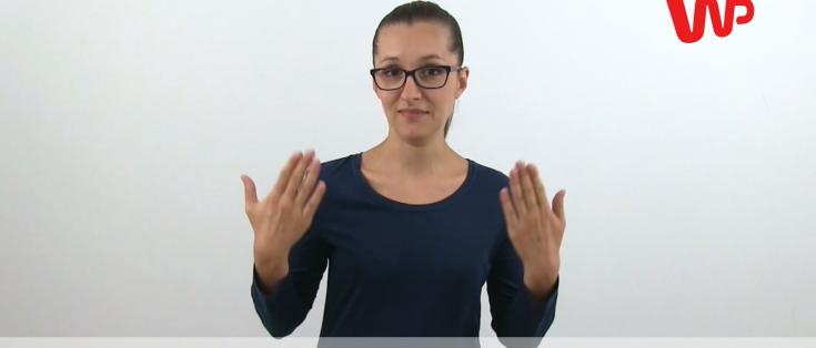 Infolinia dla niesłyszących w usługach pocztowych WP