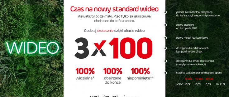 Nowy standard reklam wideo w Wirtualnej Polsce
