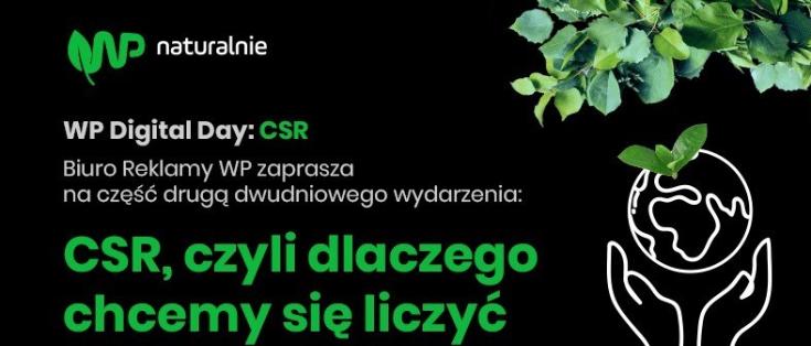 Webinar WP Digital Day: CSR